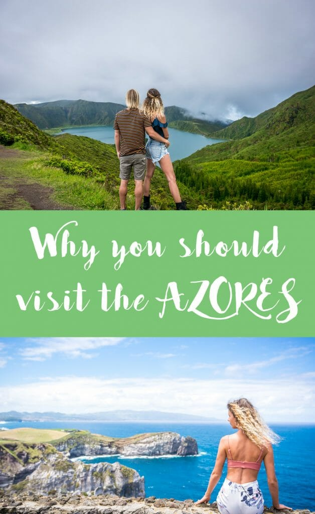 Why you should visit the Azores, Pin it, One Love Our Love travel blog