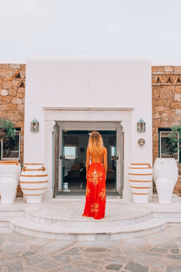 Mykonos Grand Hotel & Resort – Our fabulous stay